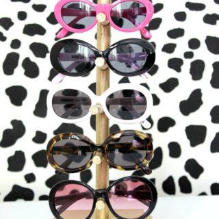 DIY Sunglasses Holder for $5