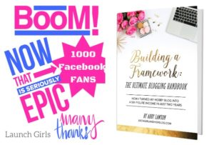 Grow Your Blog Giveaway