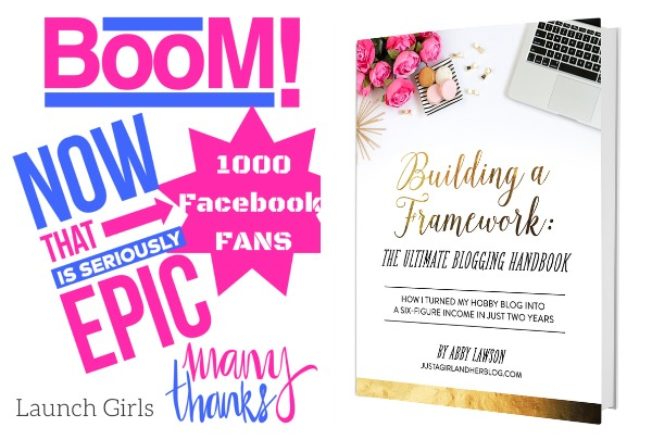 Grow Your Blog Giveaway – Times Two!