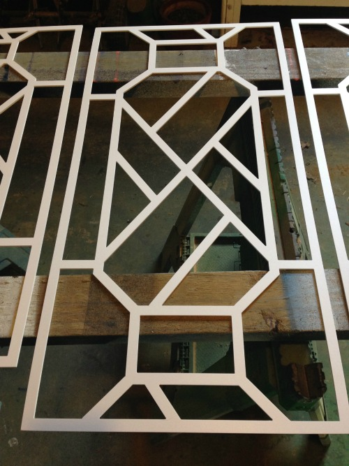 O'verlays Fretwork Panels for Furniture