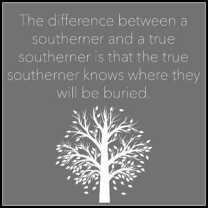True Southerner