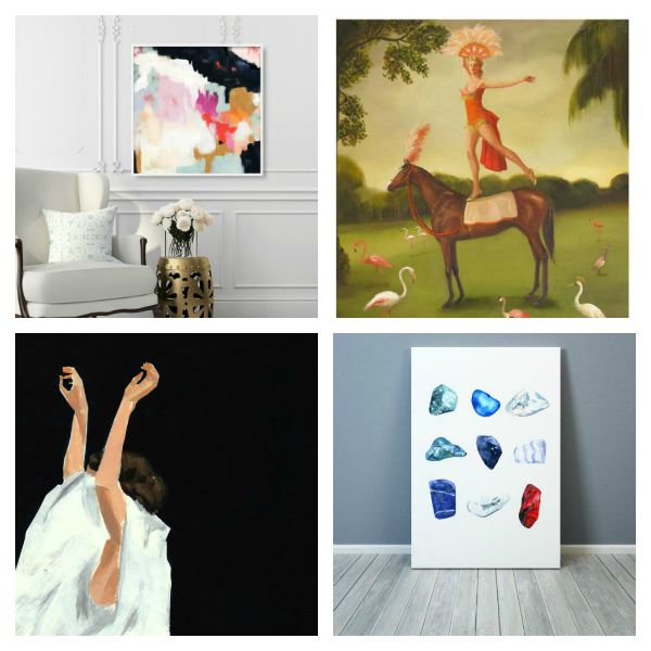 Best Sources For Affordable Wall Art And My Favorite Picks Under $50   Etsy