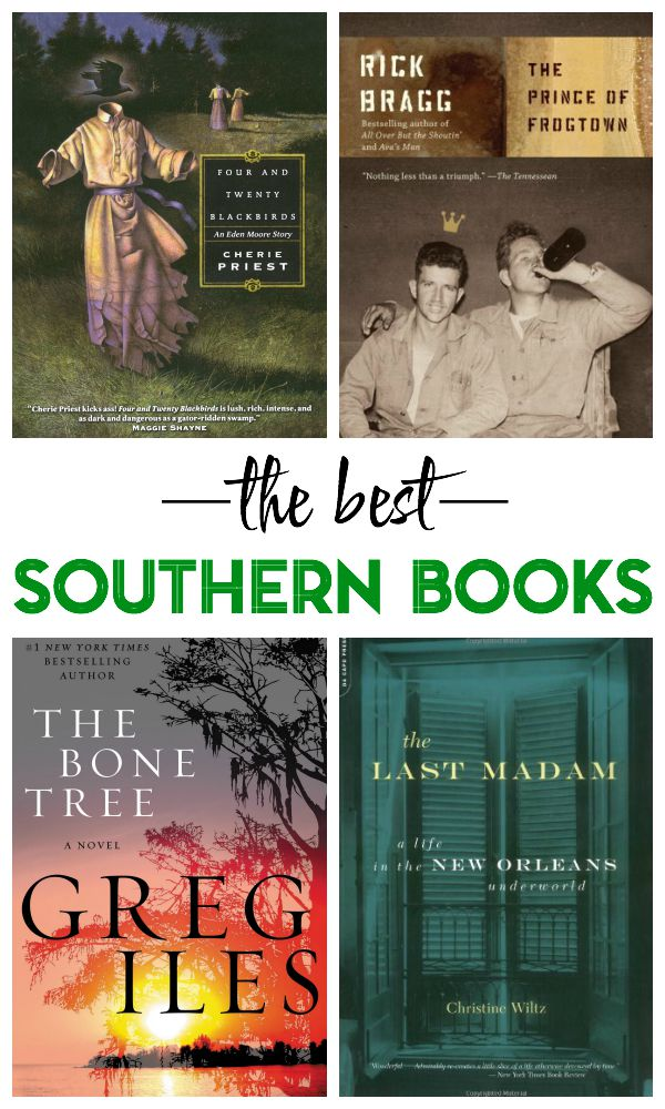 The Best Southern Books