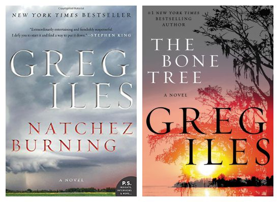 The Best Southern Books - Must Read Books! Anything by Greg Iles, but especially these two.