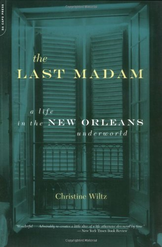 The Best Southern Books - Must Read Books! The Last Madam