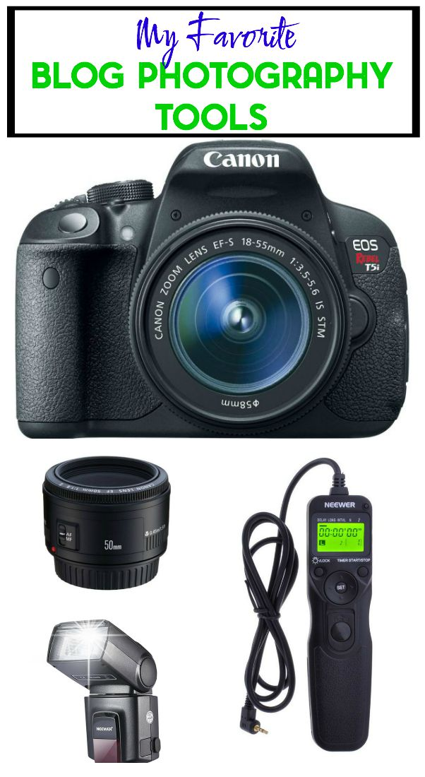My Favorite Blog Photography Tools