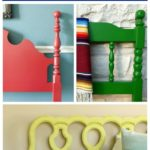 Simple and Easy Bed Makeovers and Hacks - All were done with a paint sprayer to cut down on time and give a flawless finish!
