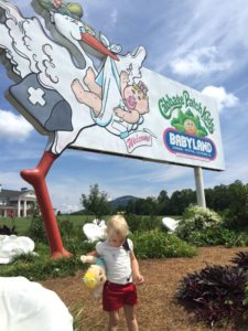 Babyland General - The Cabbage Patch Kid Hospital