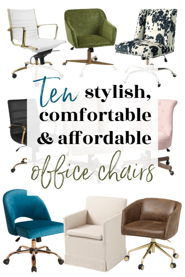 Comfortable, Pretty Stylish Office Chairs