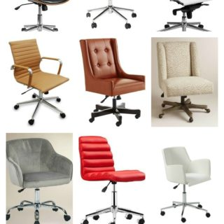 12 Stylish and Comfortable Office Chairs