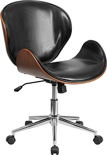 12 Stylish And Comfortable Office Chairs Mod Style Black Wood