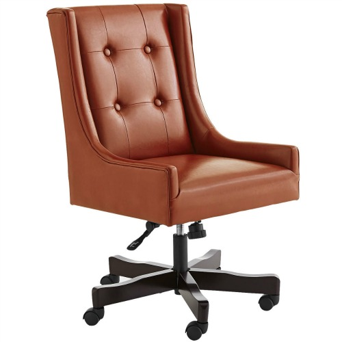 12 Stylish And Comfortable Office Chairs / Classic Style Carmel Desk Chair