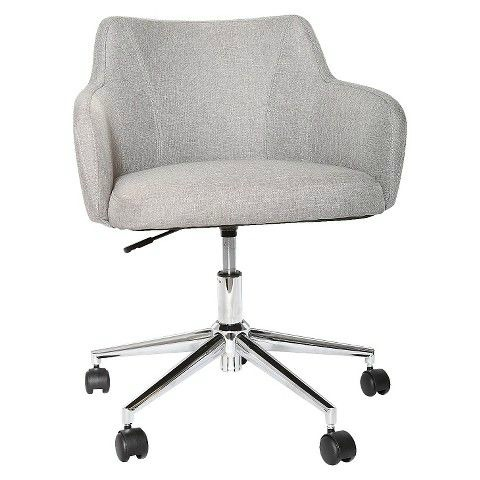 Stylish and comfortable office chairs you must see for Grey comfy chair