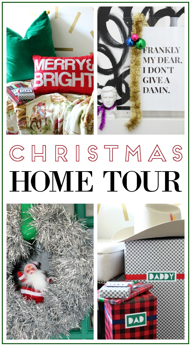 Christmas Home Tour / Christmas Decorating / Holiday Decorating / Holiday Home Tour