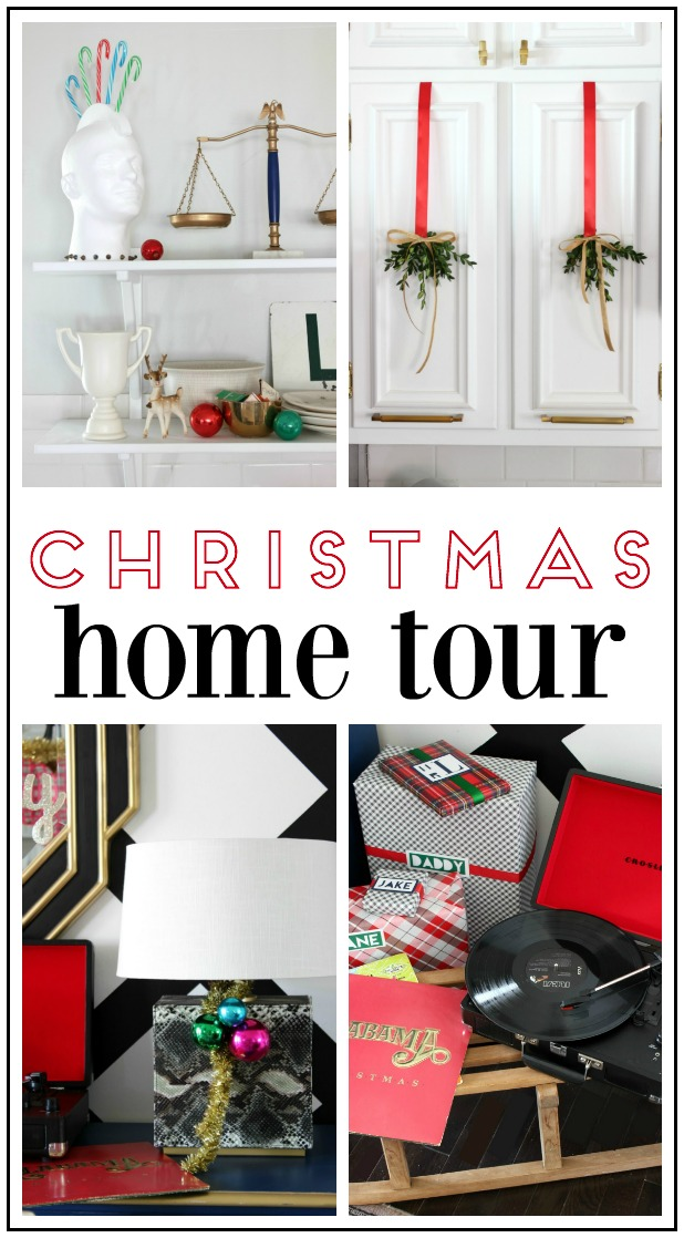 Christmas Home Tour / Holiday Decorating / Christmas Decorating / Holiday Decor / Christmas Decor