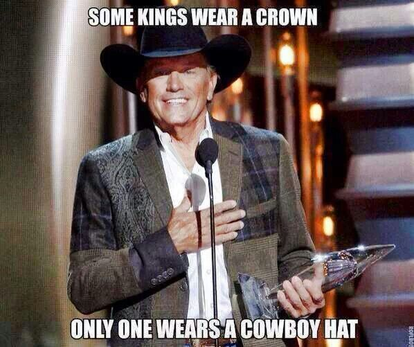 The King of Country Music: George Strait