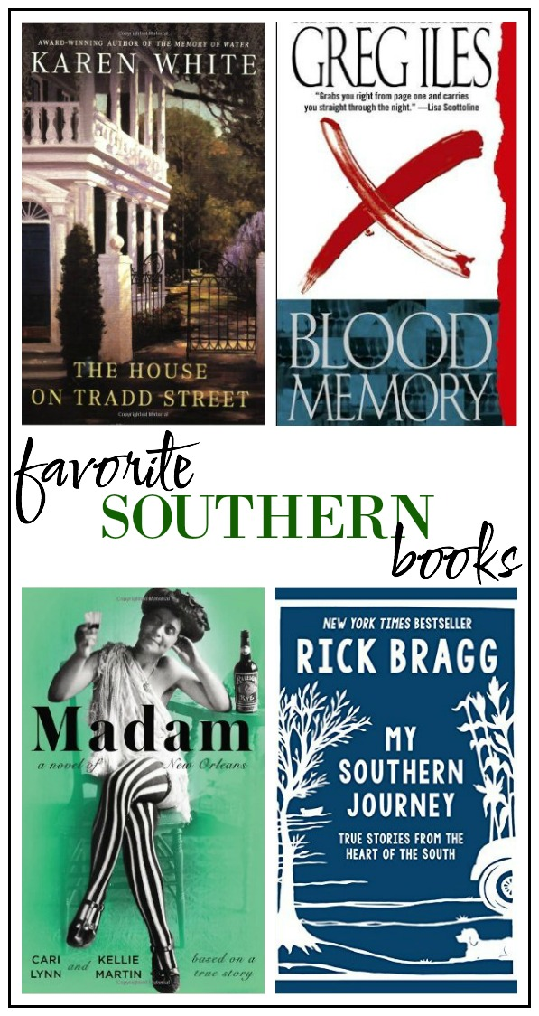 More Favorite Southern Books
