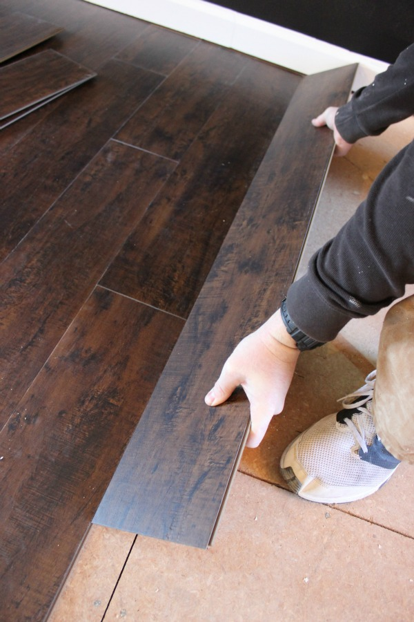 How to install nucore flooring for Floor installers