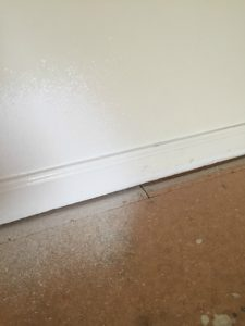 Tips for Painting Baseboards - great ideas for saving time and getting a flawless finish while painting baseboards.