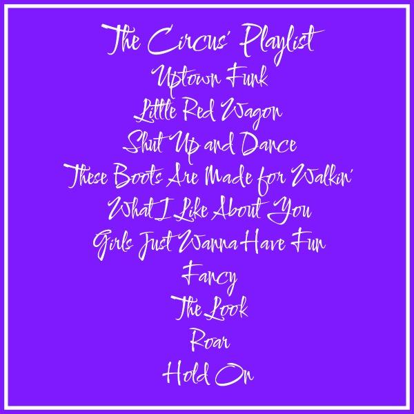 The Circus' Playlist