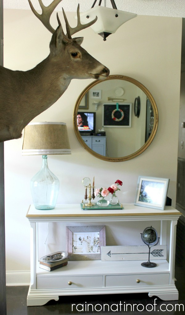 Spring Home Tour: The Evolution of Style | Neutral Entryway
