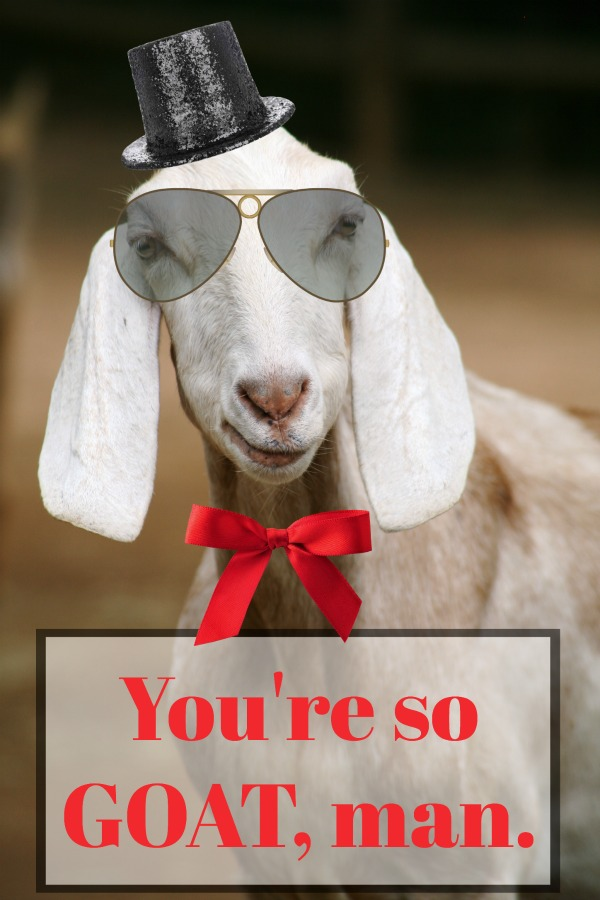 Freak Show Friday: You're So Goat.