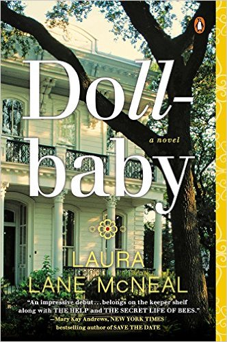 Doll-baby. Set in New Orleans. Ibby is sent to live with her grandmother and eventually learns there's more than a few family secrets.