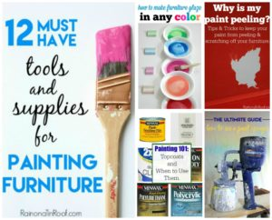 My Best Tips and Tricks for Painting Furniture