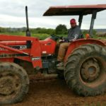 Grunt Labor on the Tractor