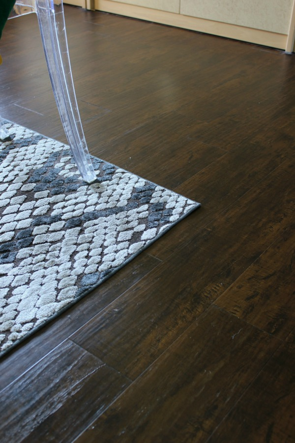 Why We Opted For Nucore Flooring A Luxury Vinyl That Is Waterproof And Can