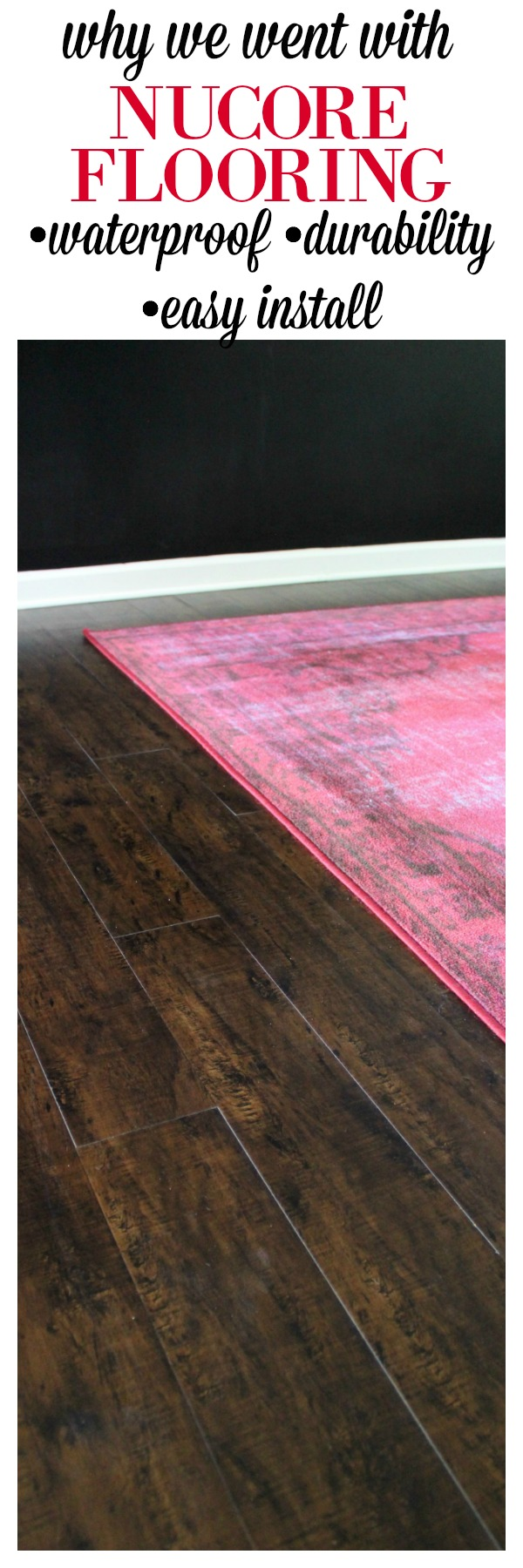 NuCore Flooring Review | Luxury Vinyl Wood Flooring | Luxury Vinyl Flooring | Luxury Laminate Flooring | Luxury Vinyl Plank Flooring