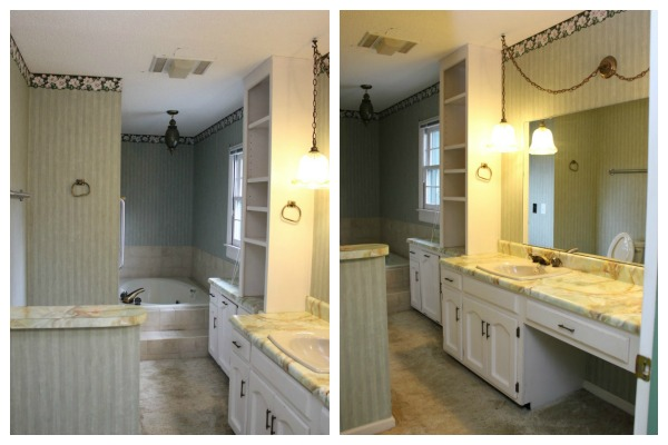 The Bathroom Before - How to Choose the Right Contractor