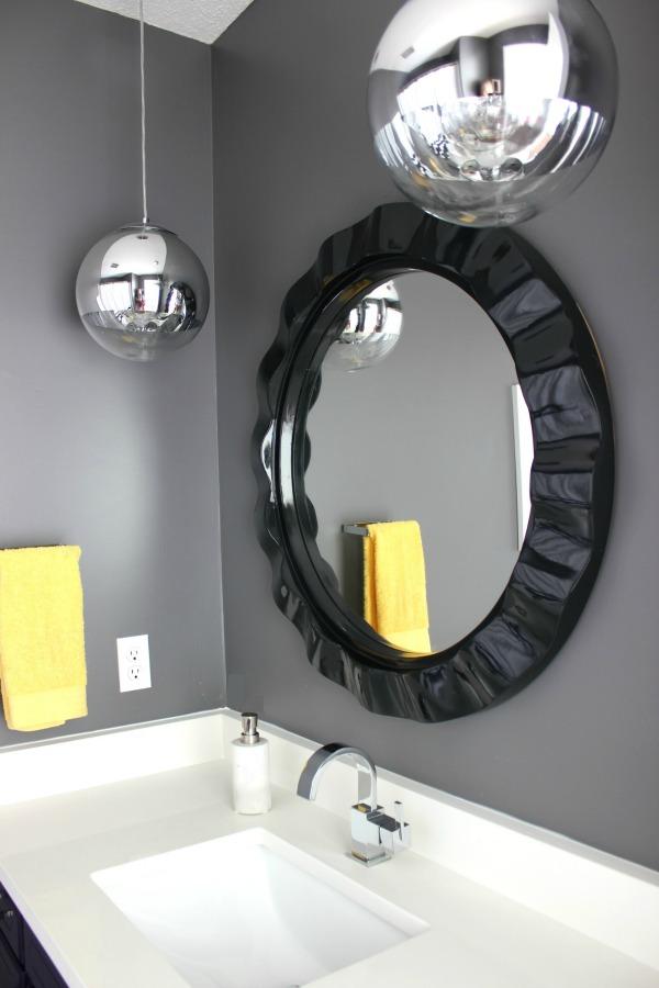 DIY Bathroom Remodel on a Budget | DIY Bathroom Remodel Ideas | Gray Bathroom | Kid's Bathroom