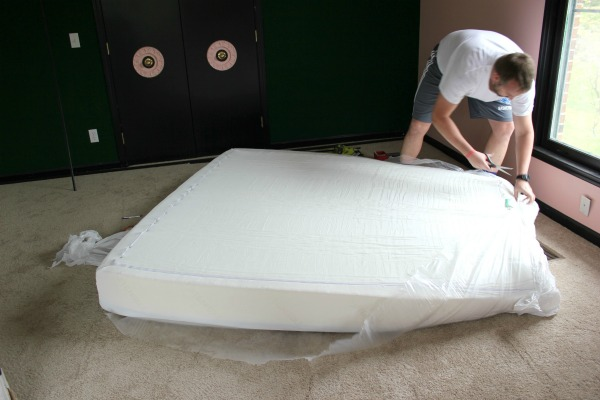 The mattress that comes in a box: Tuft & Needle King Size Mattress Review