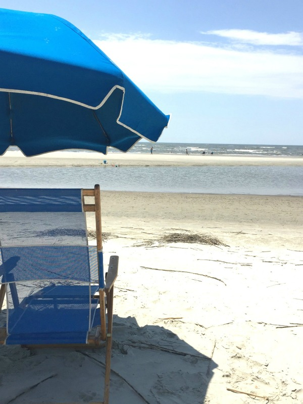 If you're not a fan of crowded Florida beaches, then you should definitely give an Isle of Palms Beach Vacation in South Carolina a try. It's about 30 minutes outside of Charleston and has beautiful beaches, great places to stay and eat. Best of all, this beach is never too crowded! South Carolina beaches are the best!