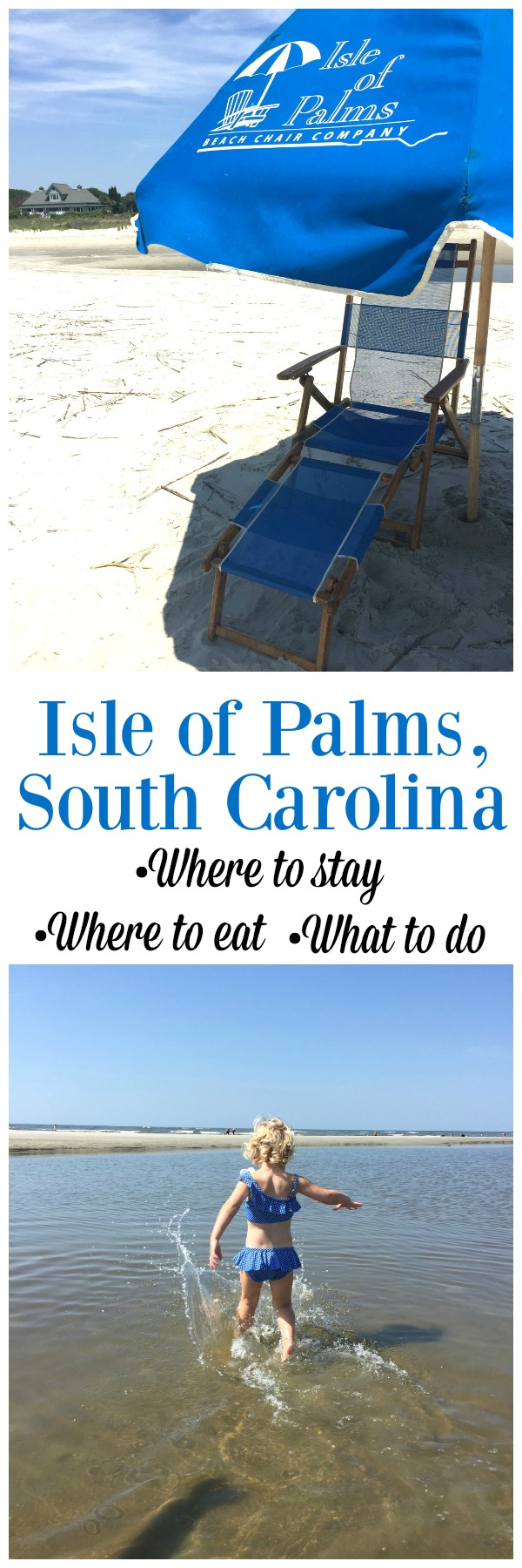 Isle of Palms South Carolina Beach | Best Beaches in South Carolina | Isle of Palms South Carolina Restaurants | What to Do in Isle of Palms