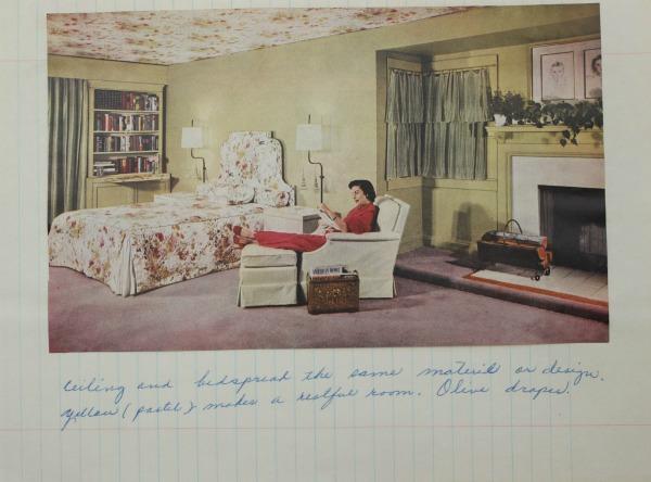 A Page From Grannieu0027s Interior Design Playbook...1950u0027s And 1960u0027s Interior  Design Photos