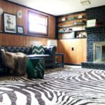 Five Ways to Decorate a Room with Wood Paneling and Make It Look Good   These are really great ideas to save some money and to help you learn to love your wood paneling!   Den   Jungle Room   70's Inspired Interior Design