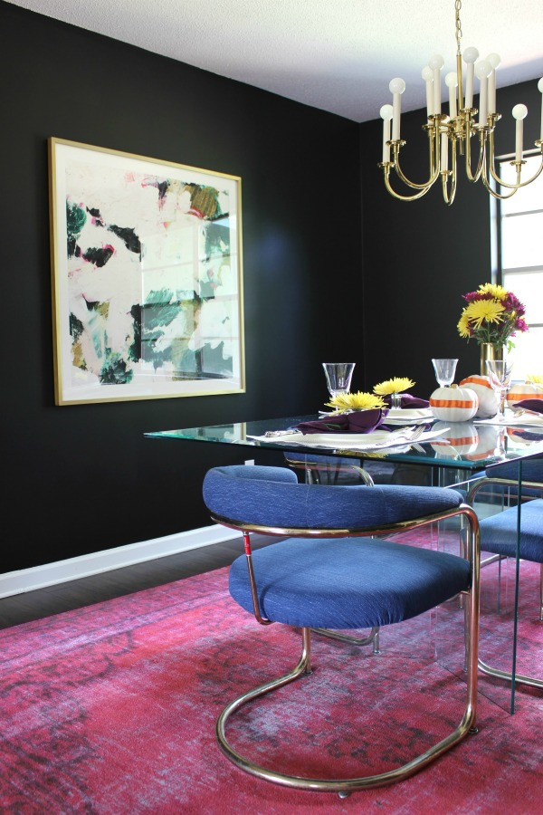 Fall Home Tour | The Dining Room