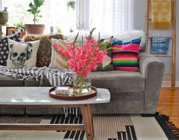 Fearless Homes: Eclectic Leigh