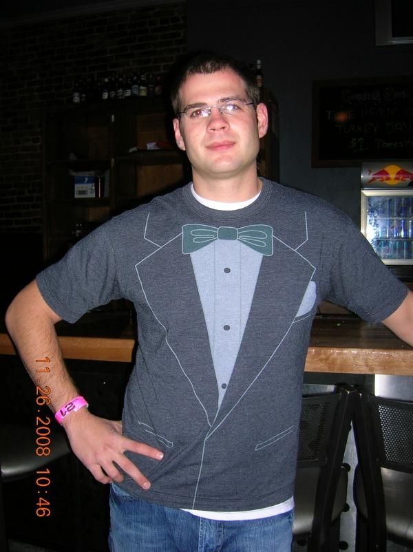 DIY Tuxedo Bar: The Inspiration, Nicky.