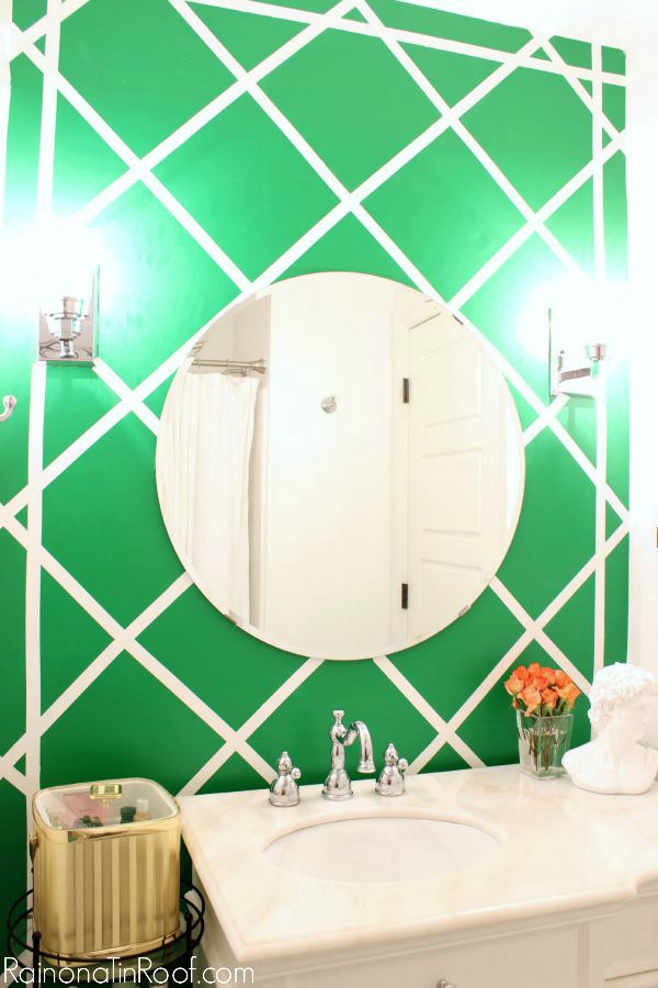 Seven Wall Treatments That Aren't Shiplap: Cane Inspired Feature Wall   Accent Wall