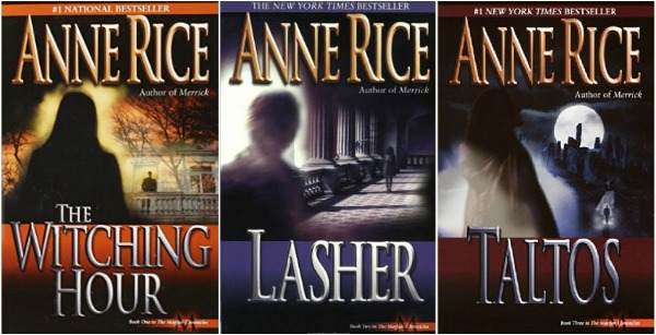 The Best Ghosts, Witches and Such Books | The Mayfair Witch Series by Anne Rice