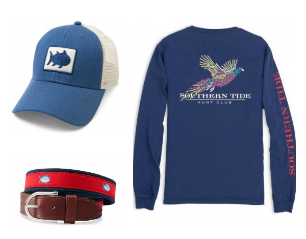 Affordable and Great Gift Ideas for Guys: Anything from Southern Tide.