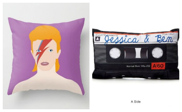 Unique Gift Ideas for Music Lovers - Unique Musical Themed Pillows