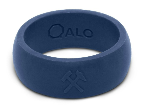 Affordable and Great Gift Ideas for Men: Qalo Ring