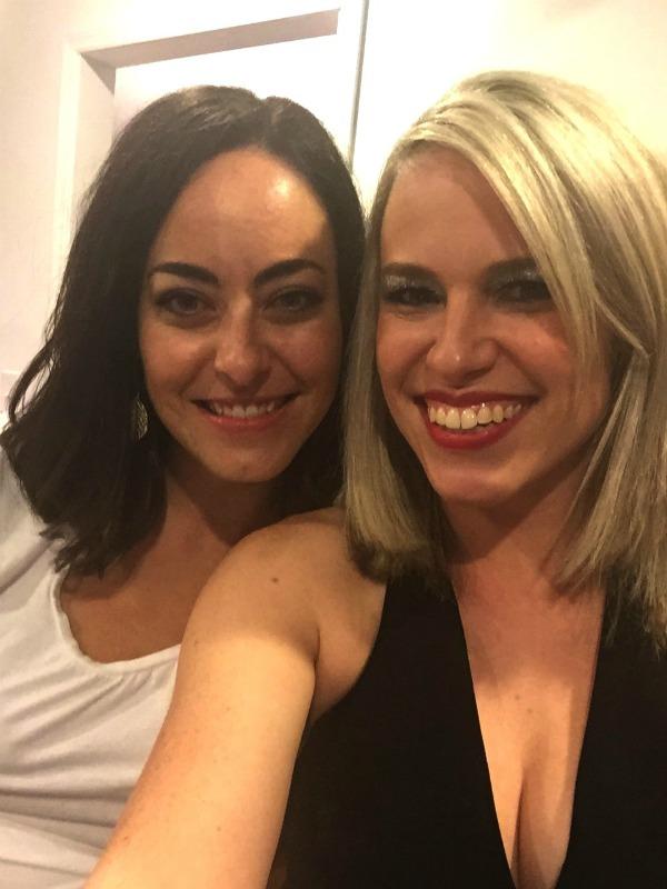 Jenna and Kat
