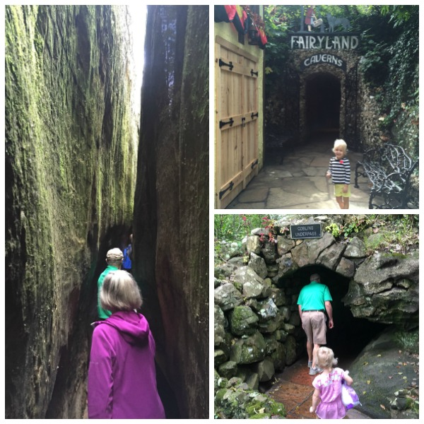 Rock City: Things to Do in Chattanooga, Tennessee - a great spot for families!