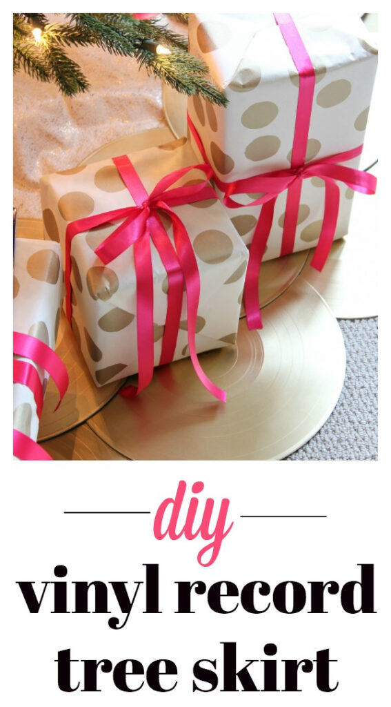 DIY Christmas Tree Skirts