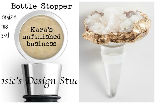 Gift Ideas for People Who Love to Drink - Bottle Stoppers